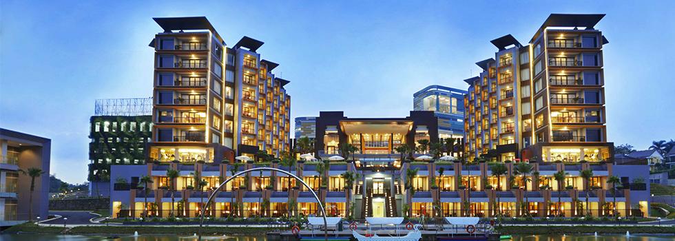 Hotel Sentul Bogor cover