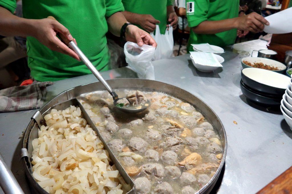 wisata kuliner di Sentul Bogor selera