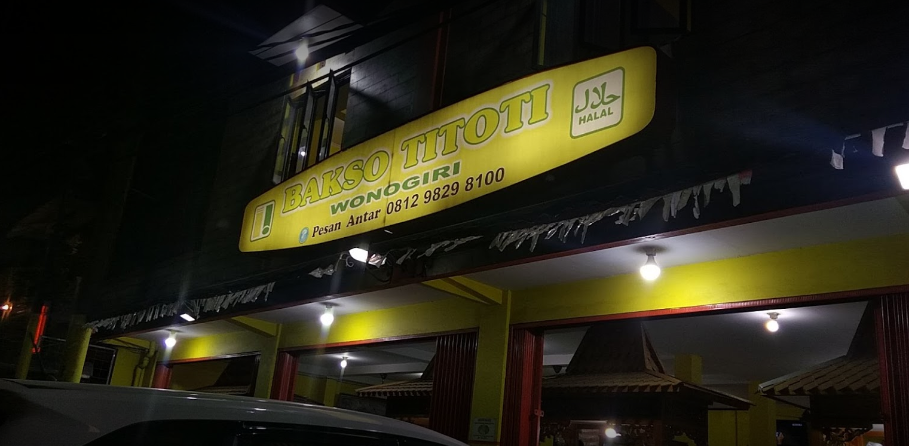 wisata kuliner di Sentul Bogor depan