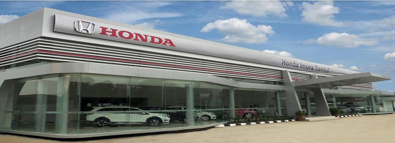 Honda imora Sentul city