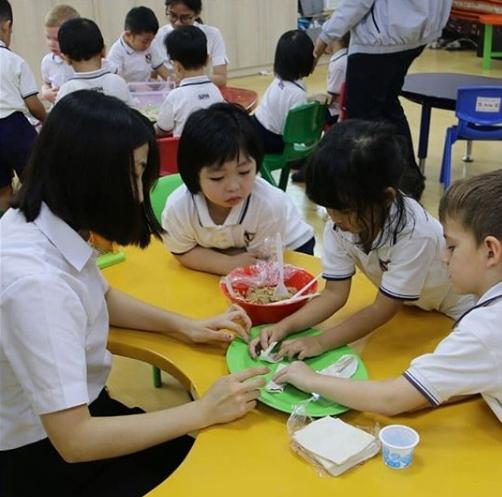Sekolah Pelita Harapan Sentul City tk