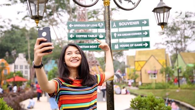Devoyage Bogor selfie