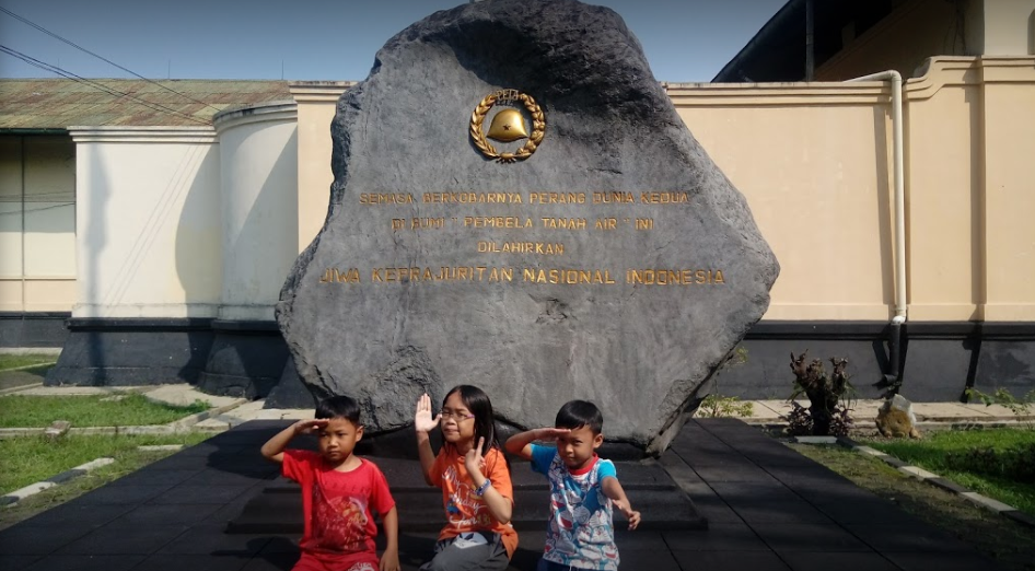 Wisata Anak Bogor cover