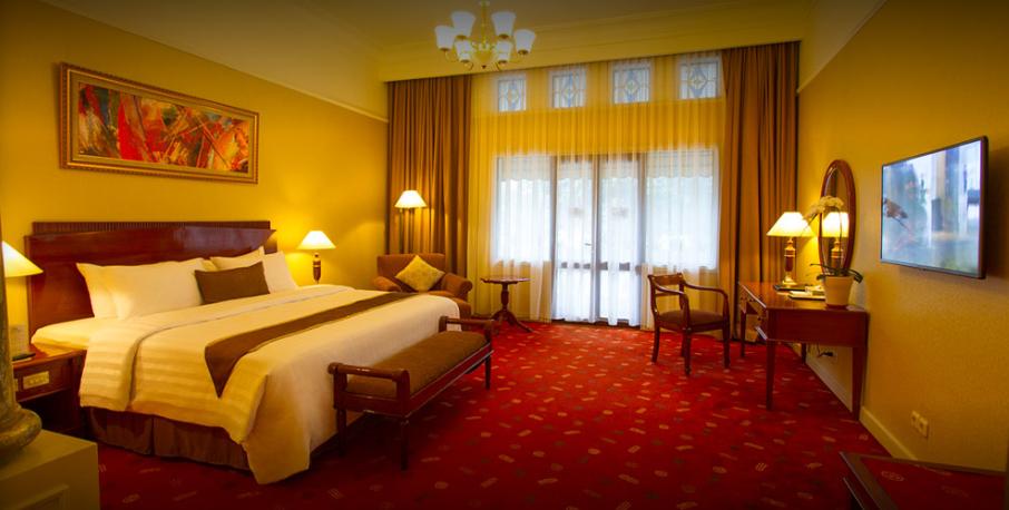 Hotel Salak Bogor kamar