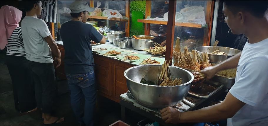 Kuliner Bogor  proses