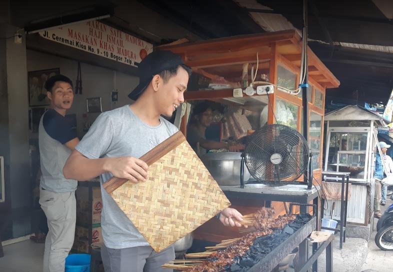 Kuliner Bogor  ismail