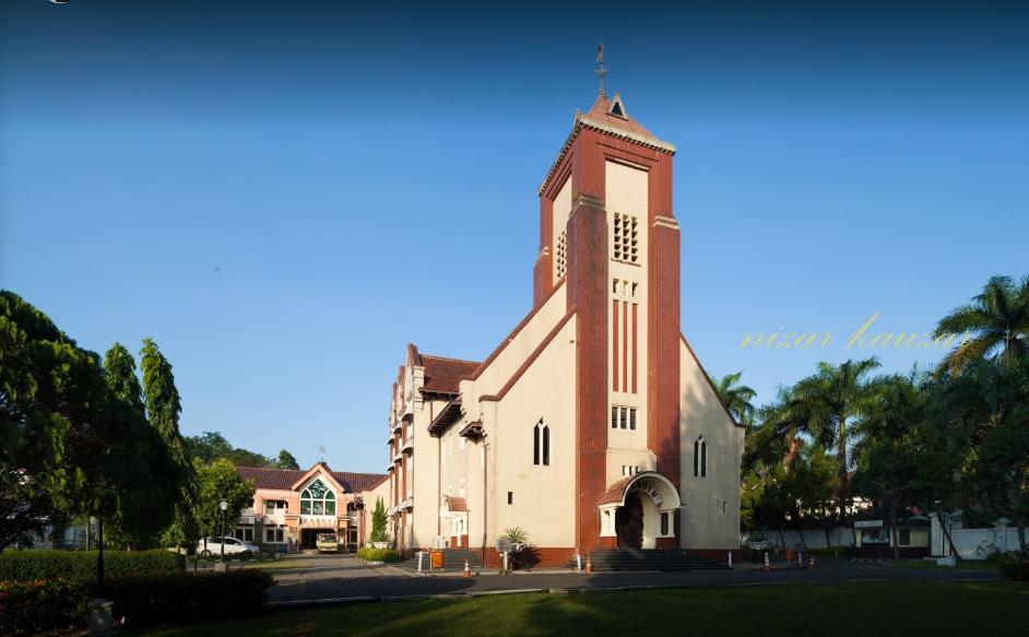 Gereja Zebaoth Bogor cover