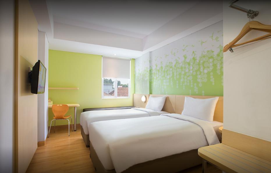 Hotel Di Bogor Kota kamar