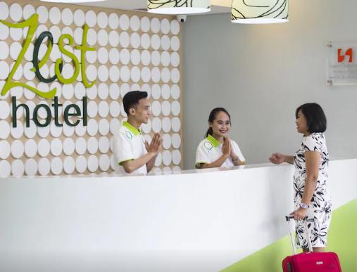 Hotel Di Bogor Kota cover