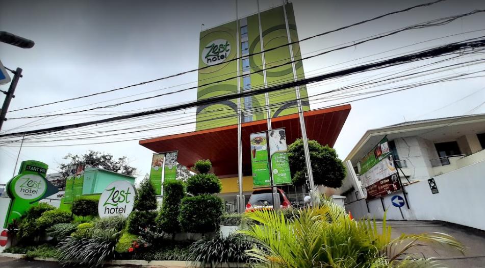 Hotel Di Bogor Kota depan