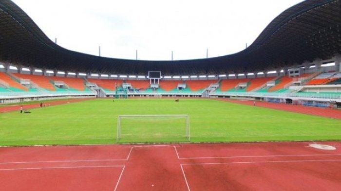 Stadion Pakansari cover