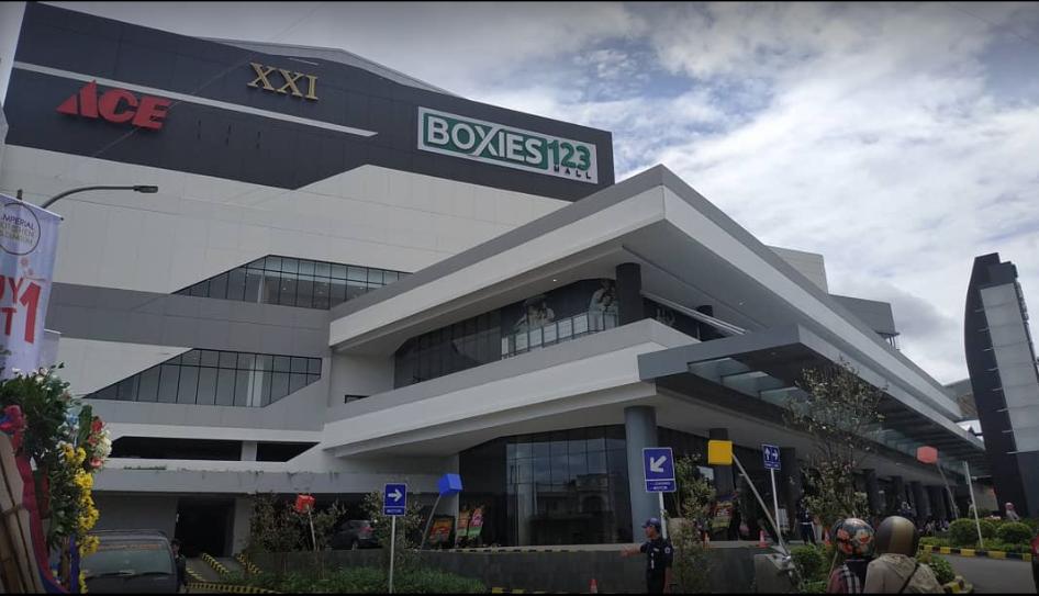 Mall Di Bogor cover