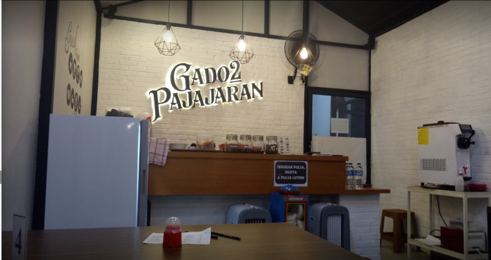 Kuliner Kota Bogor  gado