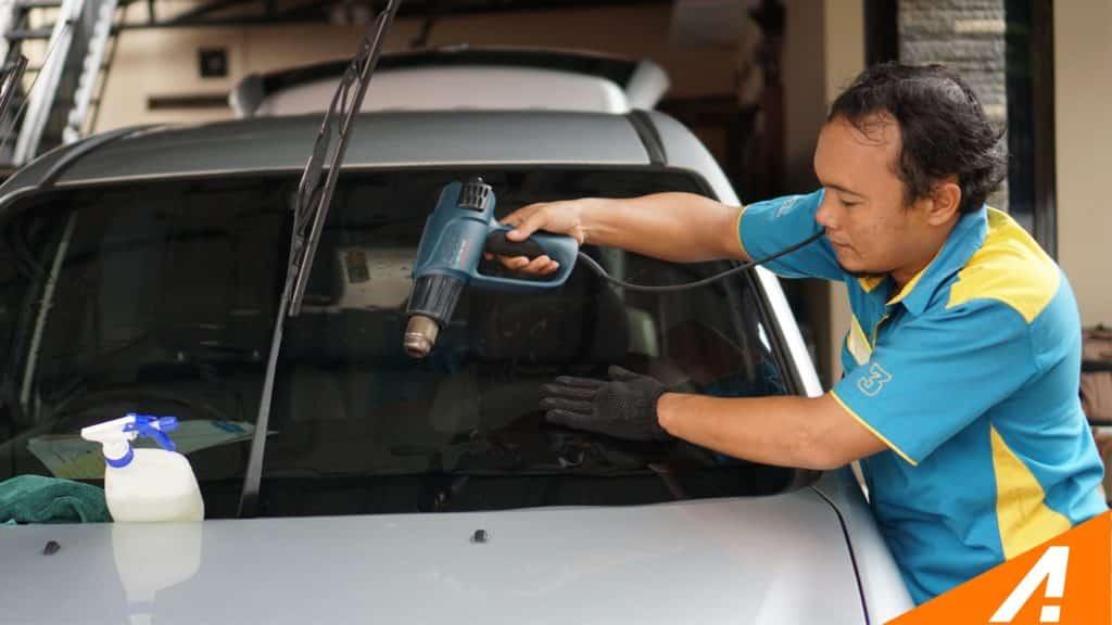 Pasang Kaca Film Mobil di Bogor cover