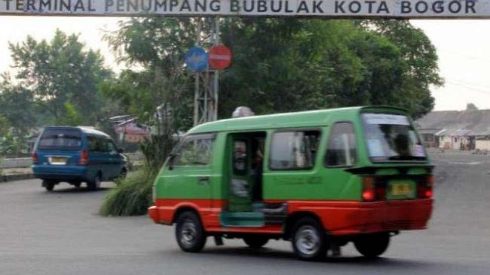 Terminal Di Kota Bogor bub