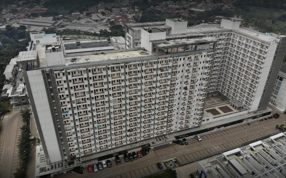 Apartemen Sentul City cover