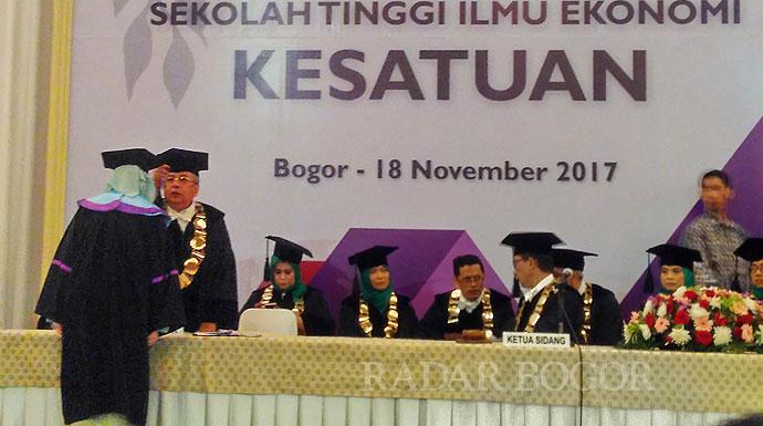 Universitas Di Bogor kesatuan