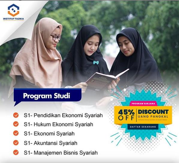 Universitas Di Bogor tazkia