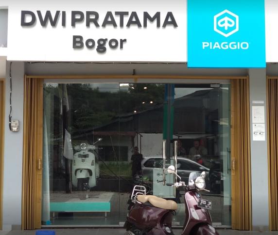 Dealer Vespa Bogor DPM