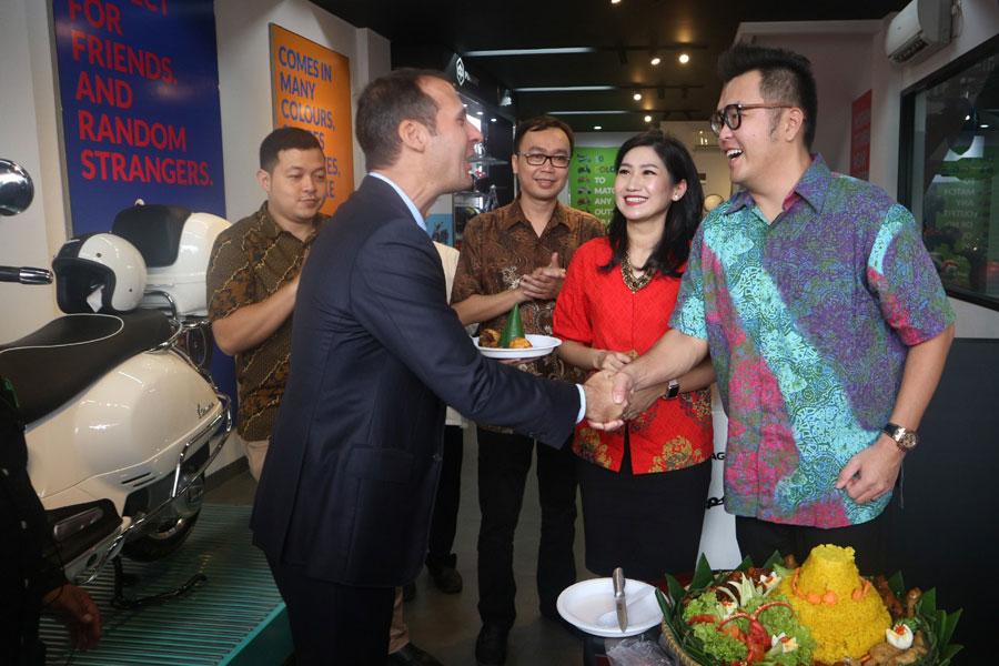 Dealer Vespa Bogor resmi