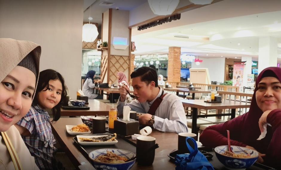 Bogor Kuliner makan