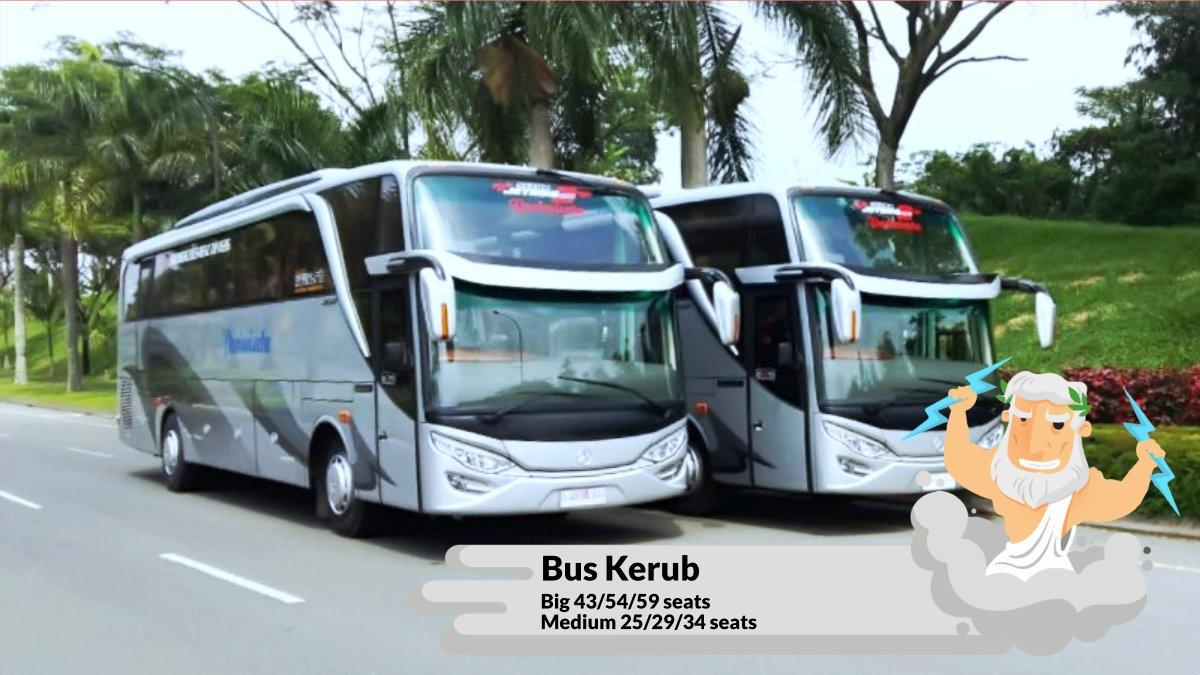 Sewa Bus Parwisata Bogor kerub