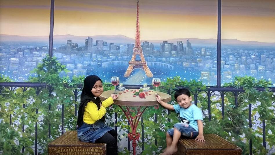 Wisata Anak Di Bogor cover