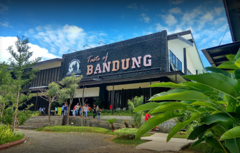 The Ranch Puncak cover