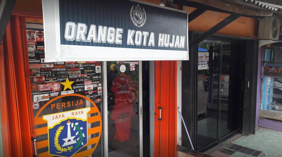 Outlet Persija Di Bogor cover