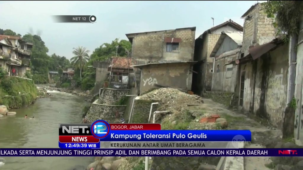 Desa Wisata Bogor aduh