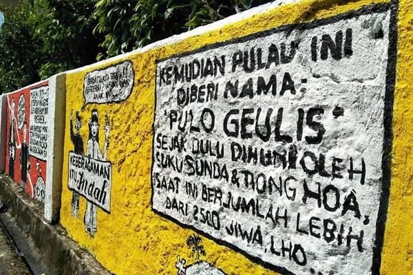 Desa Wisata Bogor tulis