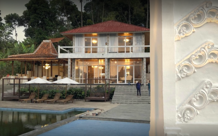 Resort Di Sentul kamar
