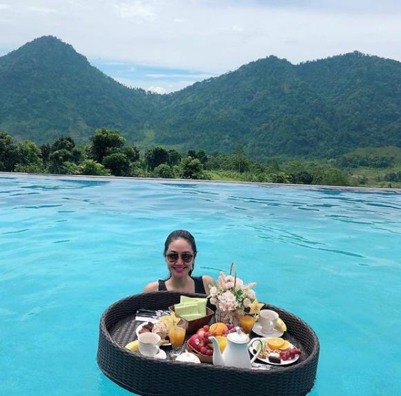 Resort Di Sentul sarapan