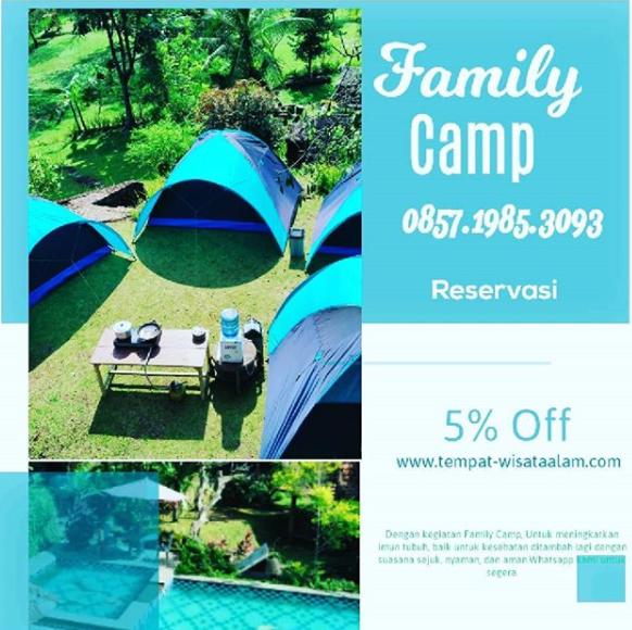 Camping Keluarga keren