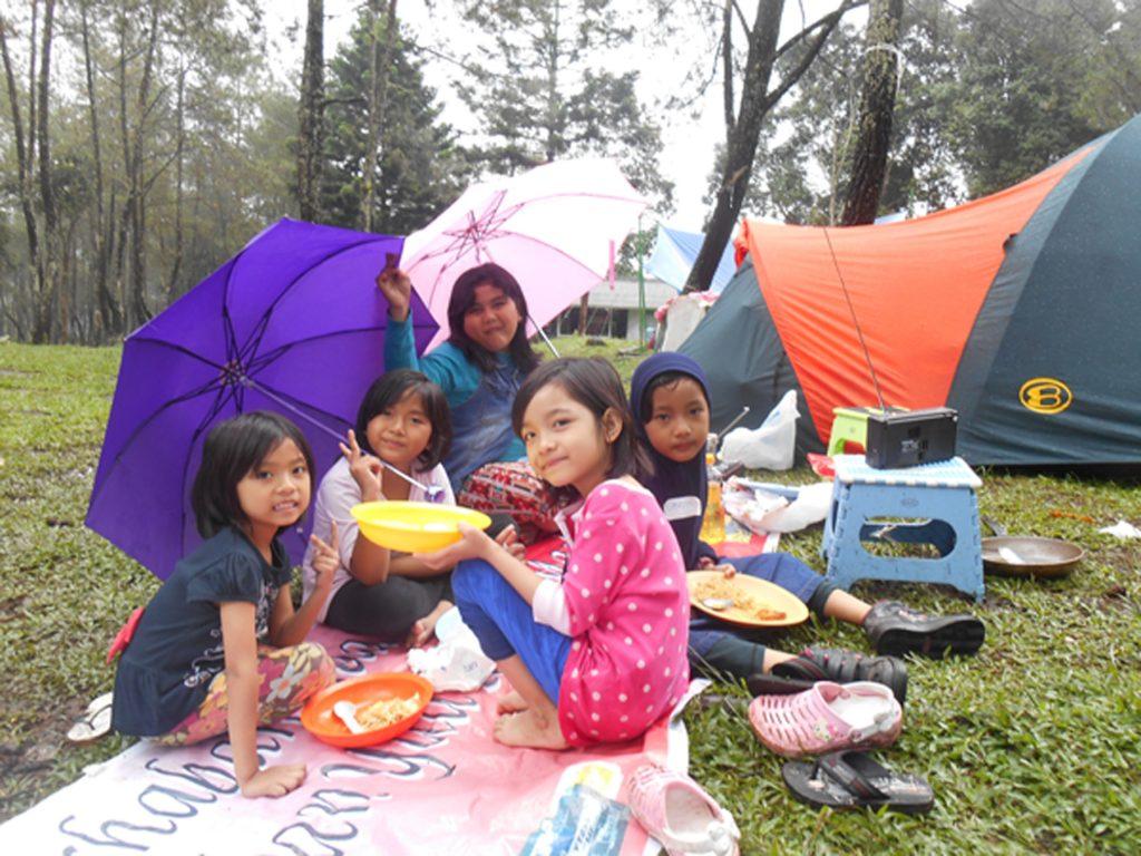 Camping Keluarga seru