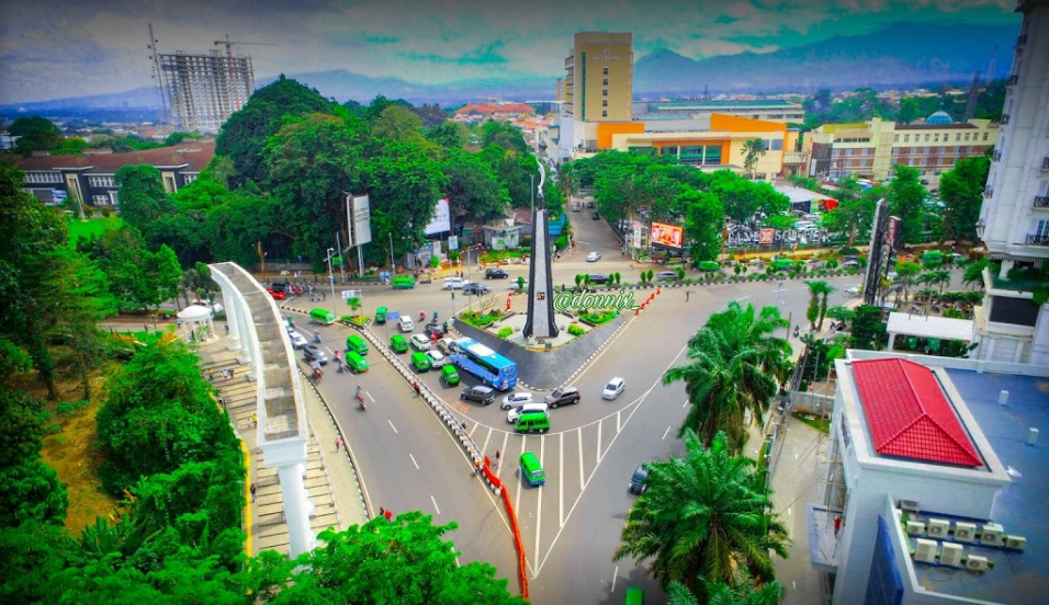 Tugu Kujang Bogor cover