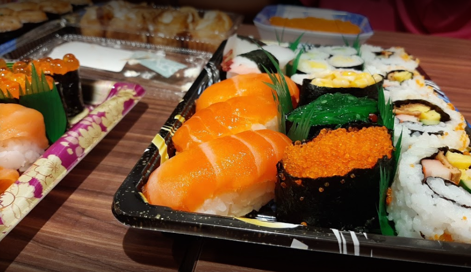 Sushi Aeon Mall cover