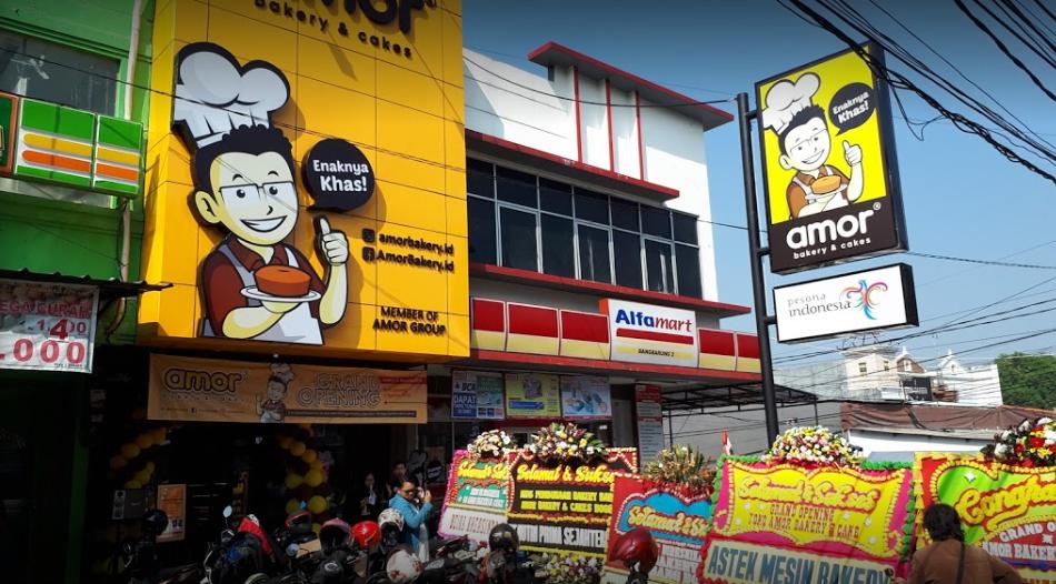 Toko Kue Di Bogor cover