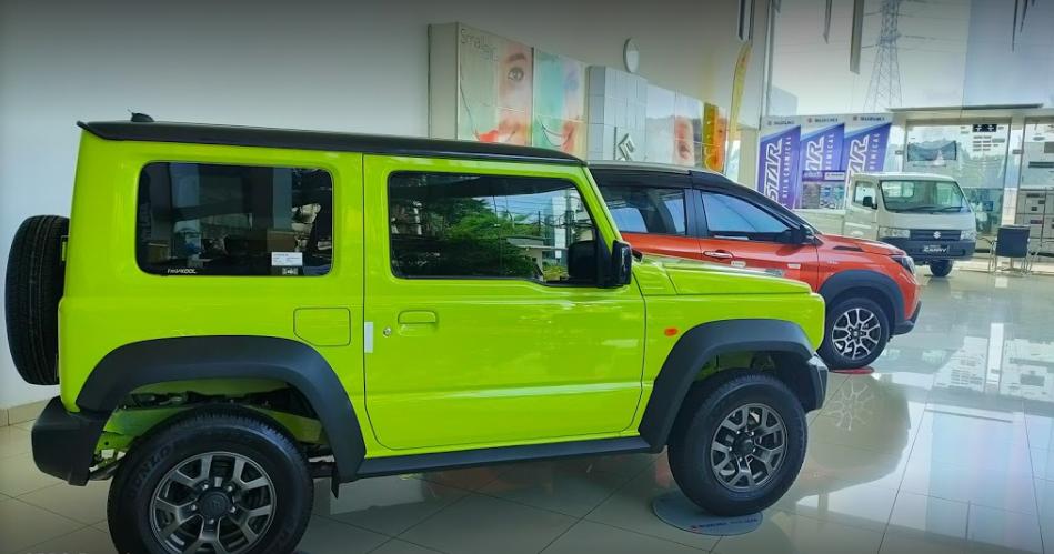 Suzuki Bogor bagus