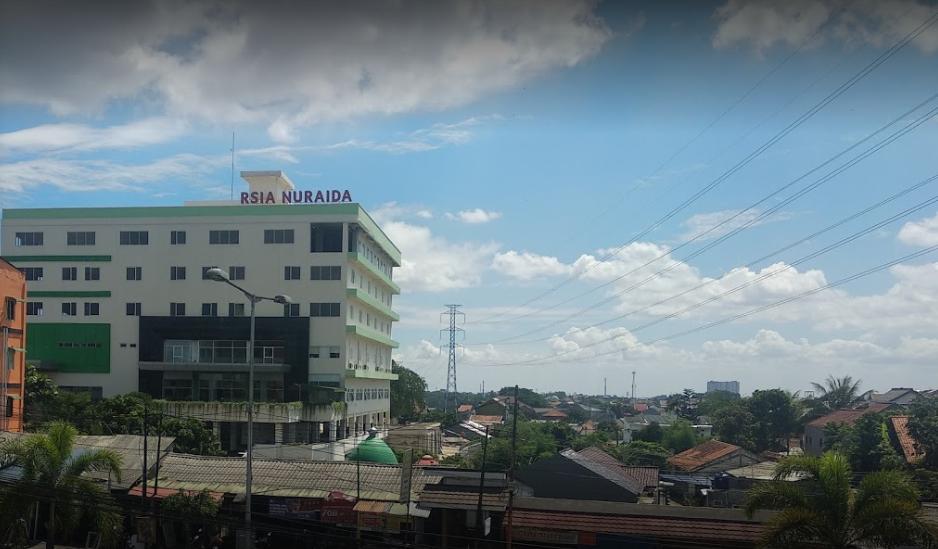 RSIA Nuraida Bogor cover