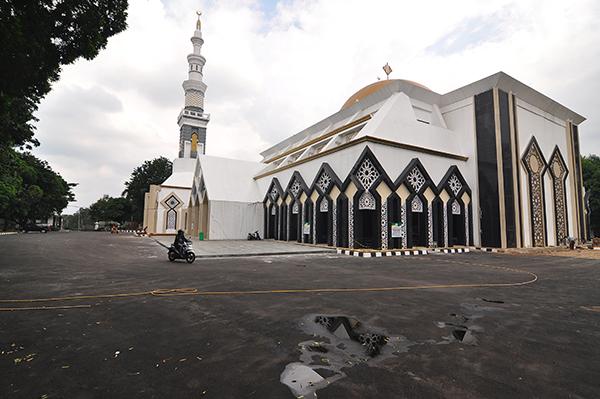 masjid agung pemda