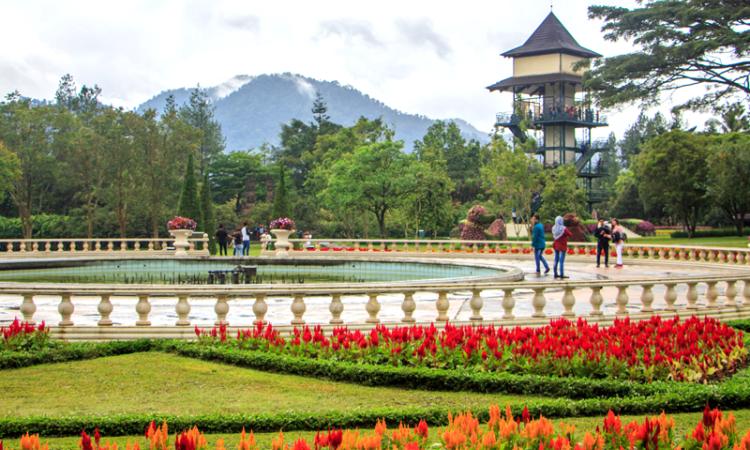 Tama Wisata Nusantara yang da di cianjur