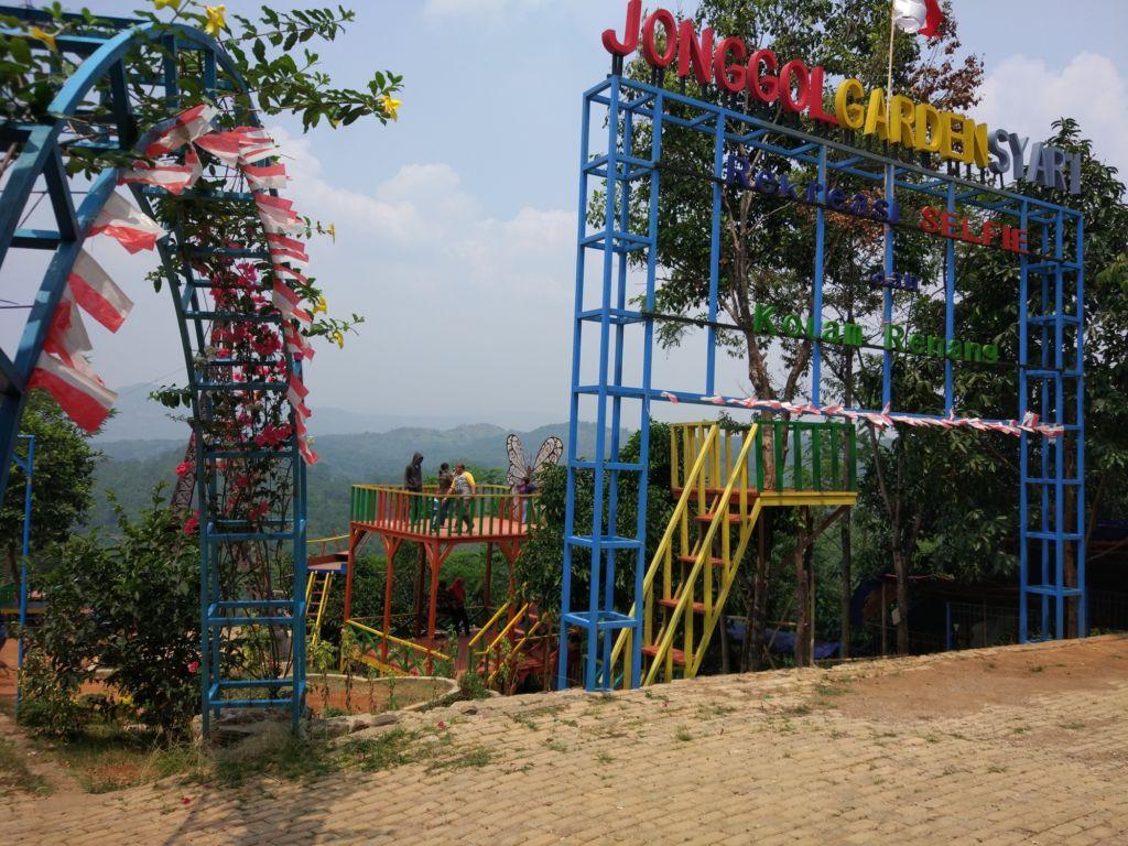 Wisata Jonggol Garden