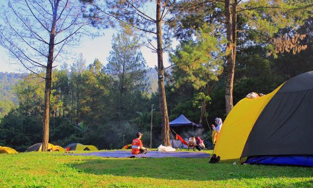 tempat camping