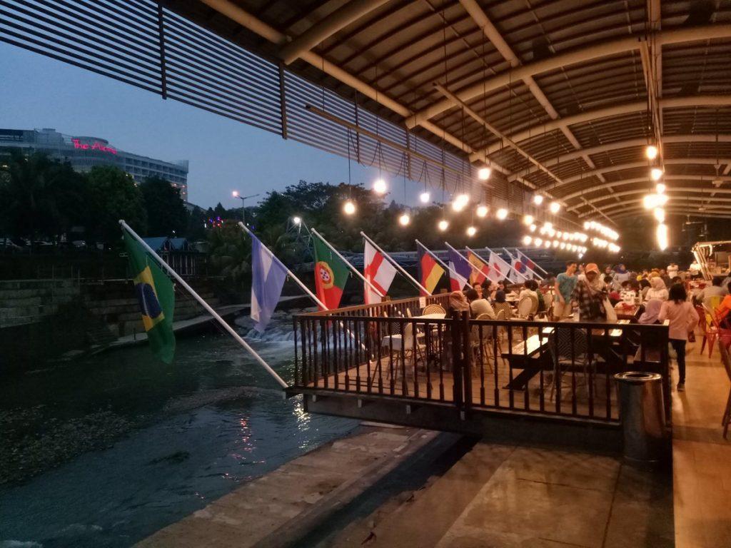 Wisata Ah Poong Sentul