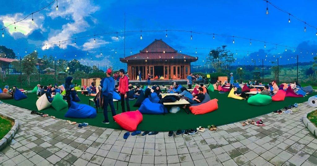 Menu Cafe Pelangi Bogor