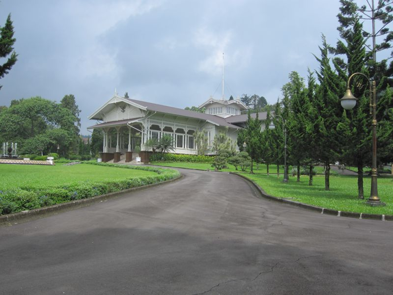 istana kepresidenan cipanas