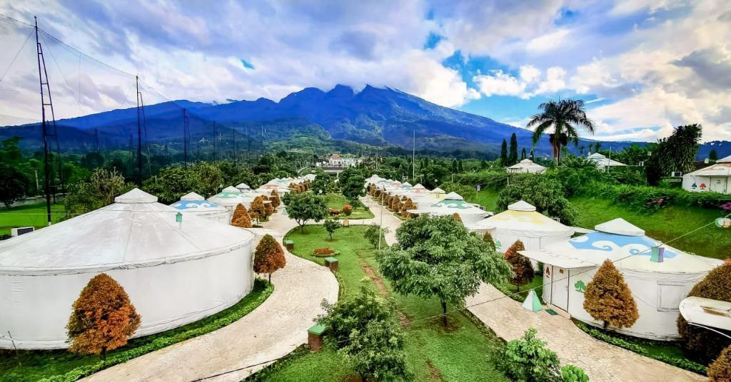 5 Wisata Terbaru Di Bogor