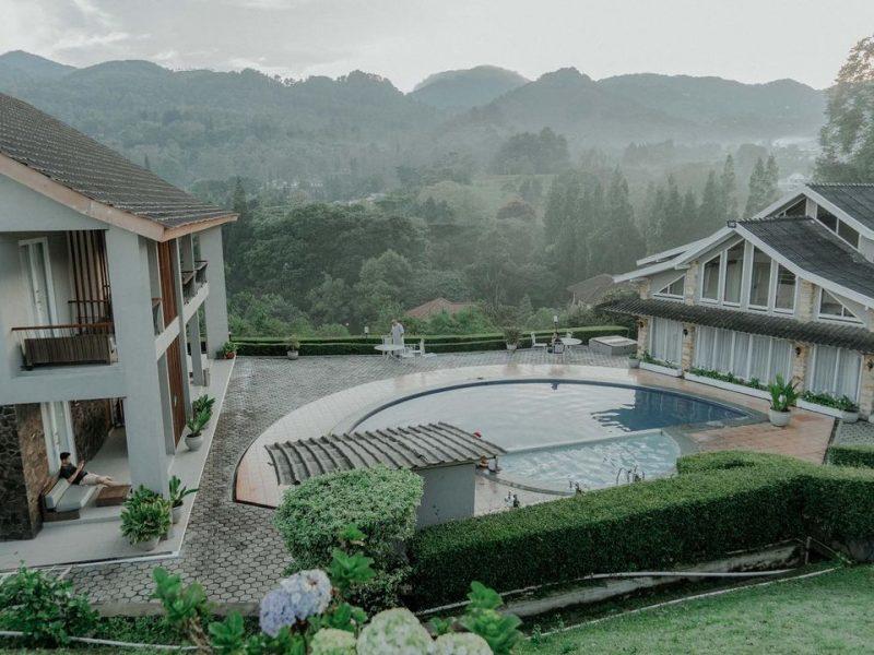 hotel ariandri puncak